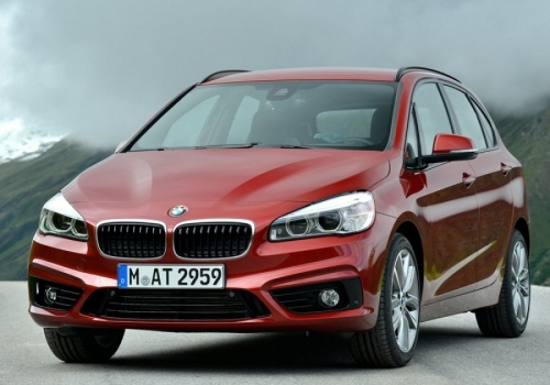 Η πρώτη προσθοκίνητη BMW