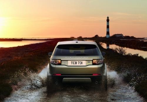 Το νέο Land Rover Discovery Sport
