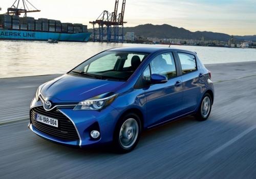 Toyota Yaris 2014 Facelift